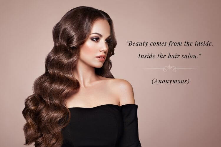 hair salon quotes for hairdressers