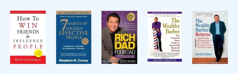 Audible Books for barbers