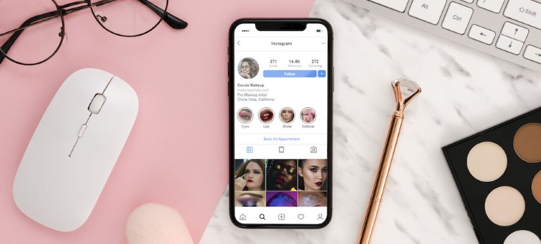Social Media Marketing For Makeup Artists