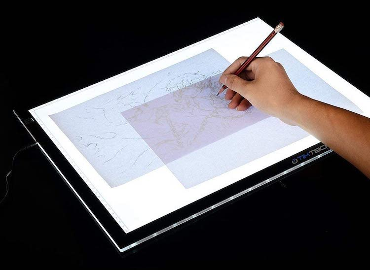 artcraft tracing pad gift for tattoo artists