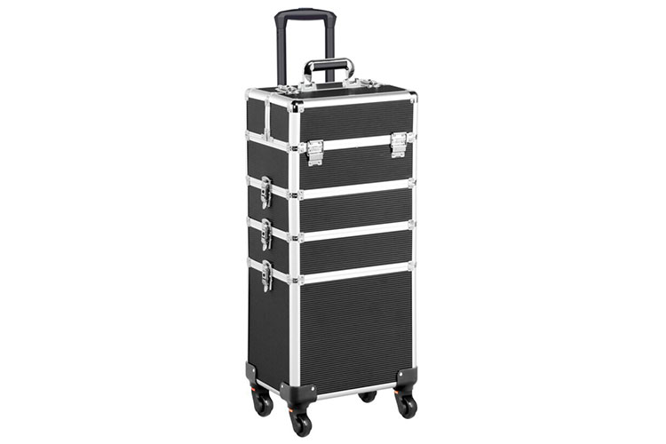 metal traveling case gift for tattoo artists
