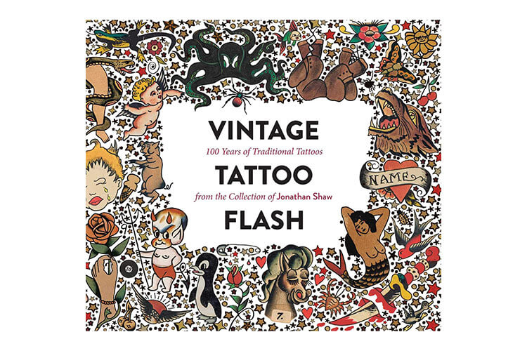 vintage tattoo collection gift for tattoo artists