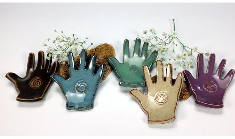 healing hand gift ideas for therapists