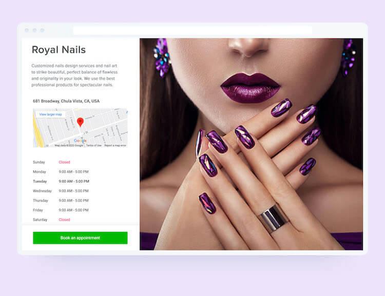 nail salon marketing ideas