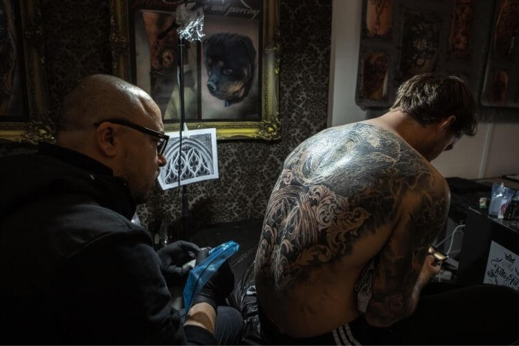 tattoo convention participation