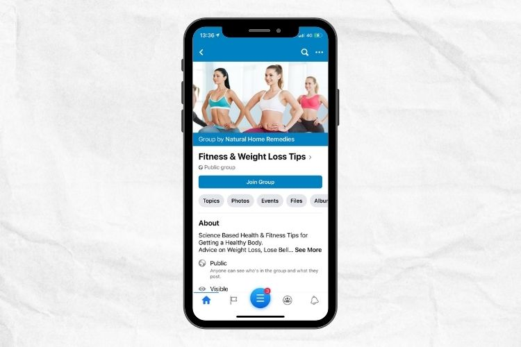 facebook-fitness-groups